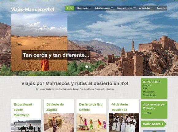 Viajes  Marruecos  4×4