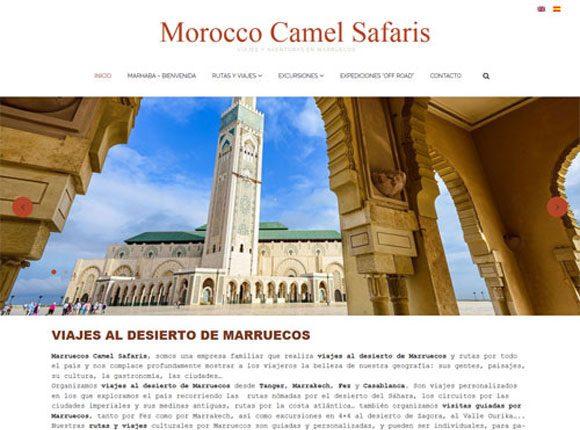 Morocco  Camel  Safaris
